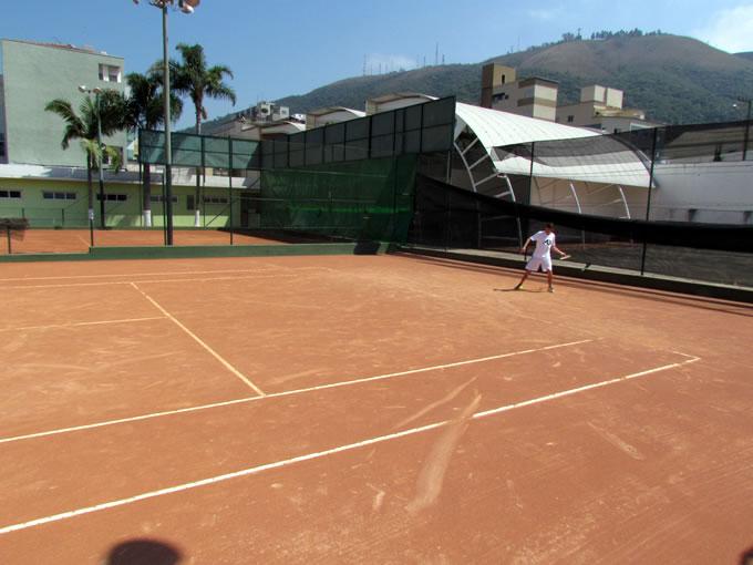 Quadras de Tênis de Campo