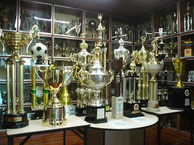 Sala de Troféus Laércio Otávio Martins