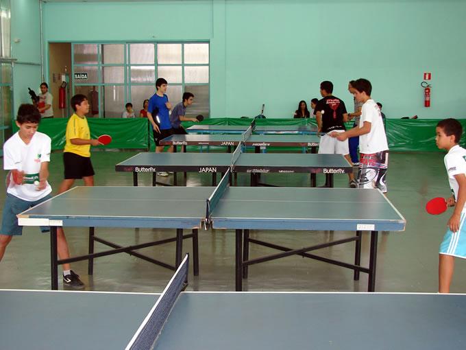O tênis de mesa é um dos esportes mais tradicionais e antigos praticados na Caldense