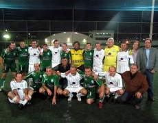 Time Palmeiral é campeão no futebol society