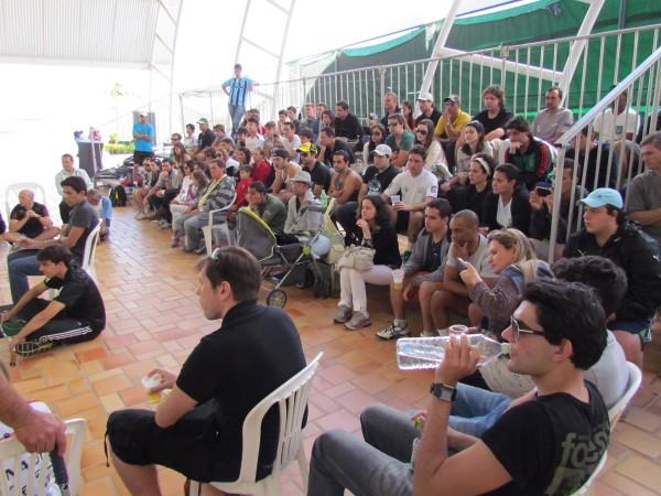 Caldense espera grande presença de público acompahando os jogos do final de semana