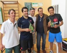 Squash Finais dos Circuitos Mineiro e Brasileiro aconteceram no domingo