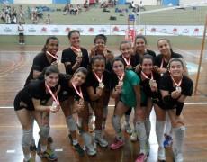 VÔLEI FEMININO – Caldense disputa Campeonato Sul Mineiro Infanto-Juvenil