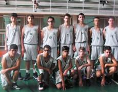 BASQUETE MASCULINO – Caldense fica em segundo lugar no Circuito Regional Sub-15