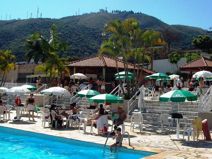 Bar da Piscina - Parque Aquático