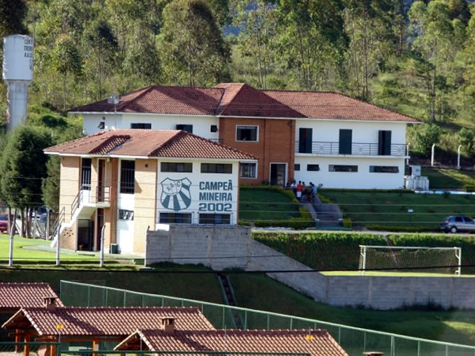 Caldense tem um dos centros de Treinamentos mais bem estruturados do estado.