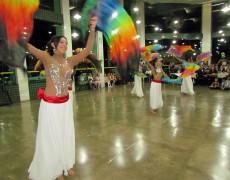 Caldense promove apresentação de Dança do Ventre e Balé
