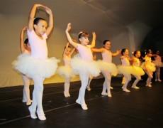Caldense promove apresentação de Dança