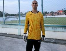 Caldense anuncia a contratação do goleiro Gilberto