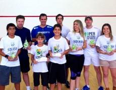 5º Squash Solidário acontece neste sábado