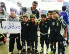 Futsal da Caldense participa da Copa GM Costa