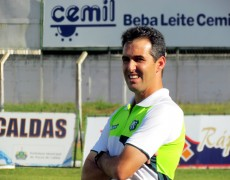 Caldense define elenco para disputa da Copa do Brasil