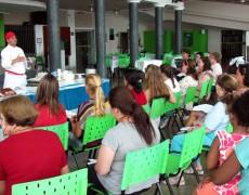 Caldense oferece cursos de ovos de páscoa gratuitos para associados