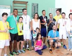 Caldense sediou etapa do Circuito Mineiro de Squash
