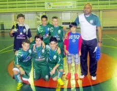 Argentina é campeã de Torneio Interno de Futsal sub-13