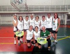 Caldense vence torneio de voleibol máster