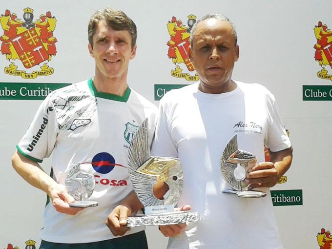 Atleta da Caldense é vice-campeão brasileiro de Squash