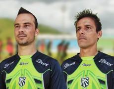 Caldense confirma os retornos dos zagueiros Plínio e Marcelinho
