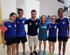 Treinador de Tênis de Mesa da Caldense representou o estado nos JEB's