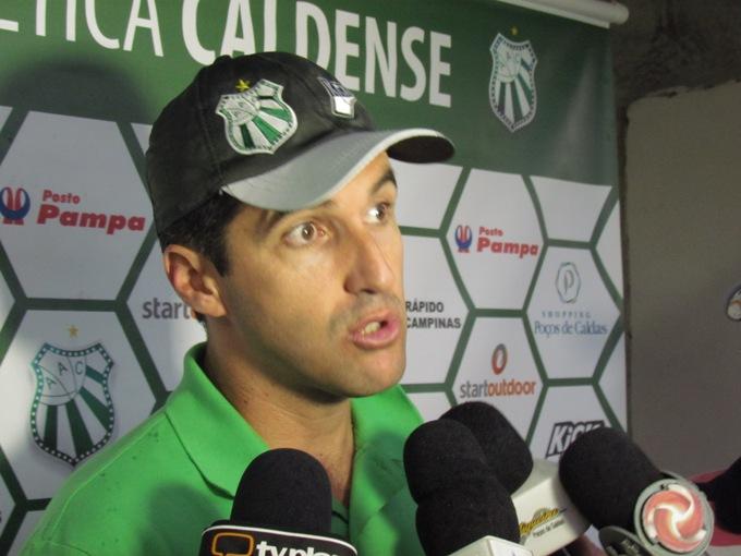 Caldense vence duelo contra o Tupi e retorna, invicta, ao G-4 do Mineiro Unicef 2015