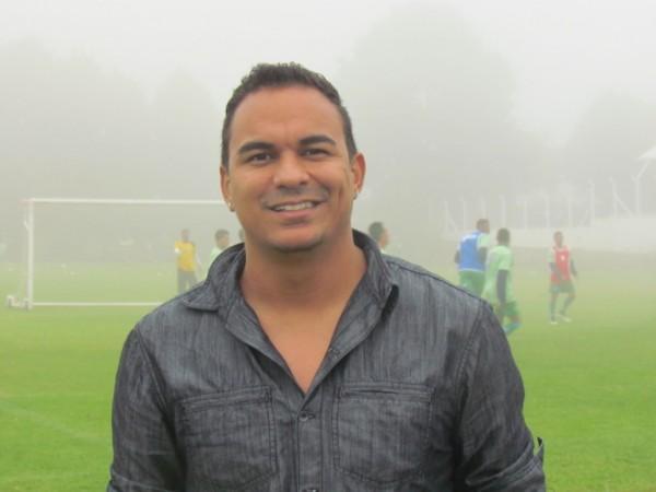 Careca é um atacante experiente e participou de grandes conquistas nos clubes onde passou