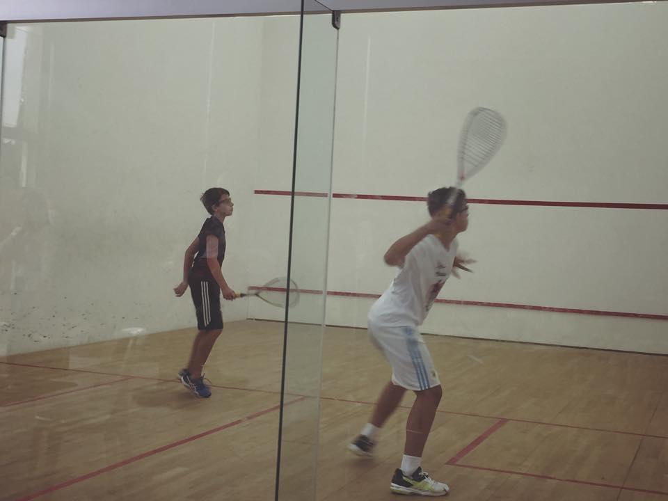 Atleta da Caldense é destaque em campeonato paulista de Squash