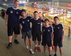 Atletas da Caldense participam de Campeonato de Tênis de Mesa em Mogi Mirim