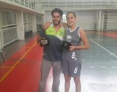 Treinador e atleta de basquete da Caldense são eleitos os melhores do Campeonato Estadual