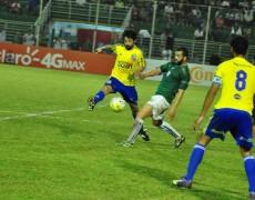 Caldense perde para Ponte Preta na Copa do Brasil