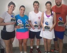 Squash vence campeonato em Campinas