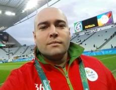 Funcionários da Caldense trabalham nas Olimpíadas