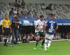 Caldense é derrotada pelo Cruzeiro