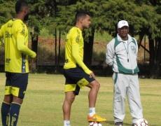 Caldense faz último treino antes da viagem para Rio de Janeiro