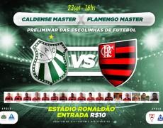 Ingressos para Caldense X Flamengo já estão à venda