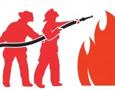 Colaboradores da Caldense participam de curso de Brigada de Incêndio