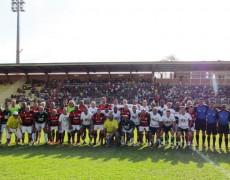 Amistoso master com o Flamengo-RJ marca homenagem aos 92 anos da Caldense