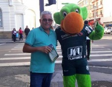 Periquitão promove amistoso master entre Caldense e Flamengo