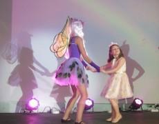 Show da 'Carinha de Anjo' na Caldense atraiu cerca de 500 pessoas