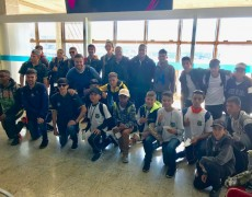 Atletas do cricket da Caldense representam o Brasil em campeonato internacional