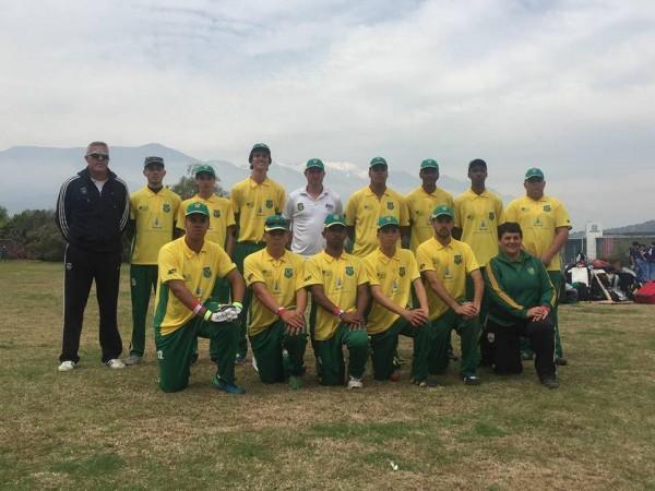 Cricket sub-17
