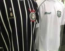 Camisas de Corinthians e Caldense serão sorteadas no amistoso de sábado