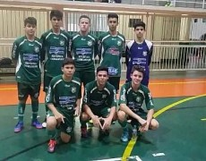Começa torneio interno de futsal sub-17 da Caldense