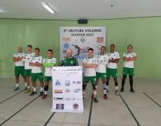 Equipe de vôlei vence torneio em Ubatuba representando a Caldense