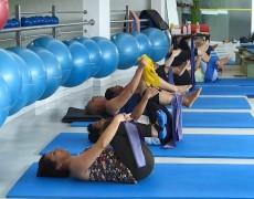 Professora de Pilates da Caldense implanta nova metodologia de ensino