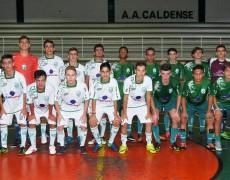 Caldense realiza torneio interno de futsal Sub-17