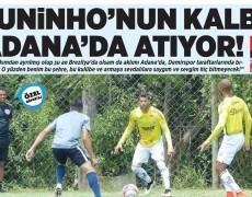 Caldense é destaque em jornal da Turquia