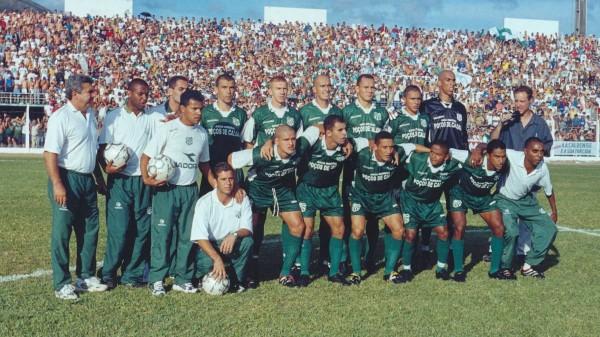 Caldense Campeã Mineira 2002