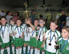 Caldense é campeã da XIII Copa Lázaro Walter Alvisi de Futsal