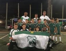 Futebol Society Sub-9 da Caldense é campeão dos Jogos Solidários