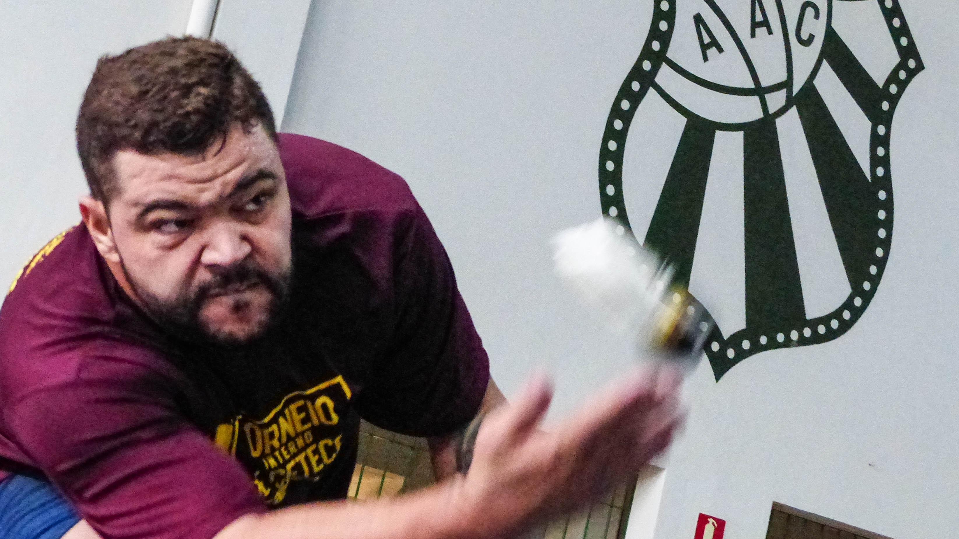 Frederico e Marcelino vencem Torneio de Peteca da Caldense